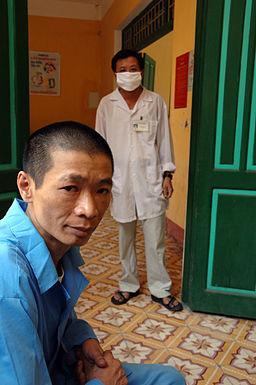 men in Vietnam.