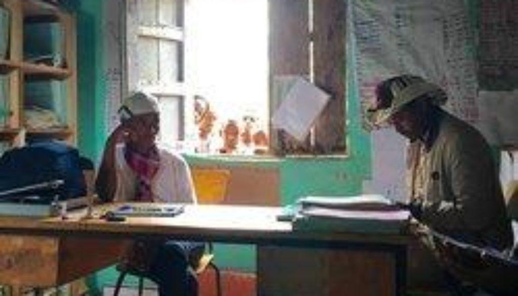 community health volunteer