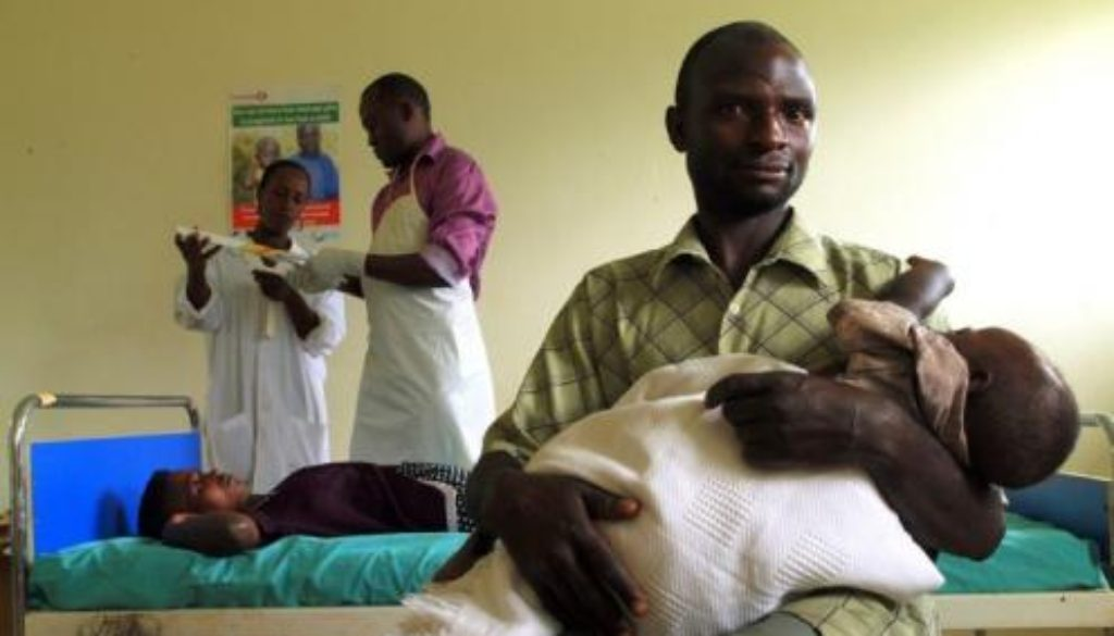 role of men in maternal health