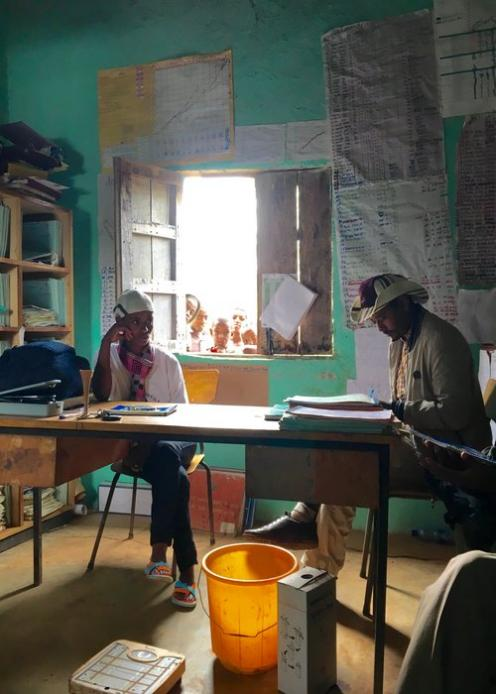 gender equitable health response in Ethiopia.