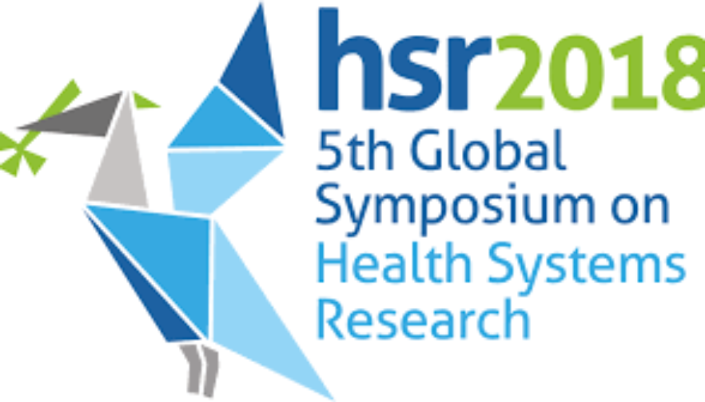 Logo of the Global Symposium on Health Systems Research