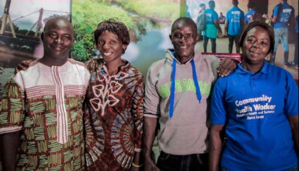 How gender influences the work of Community Health Workers in Sierra Leone